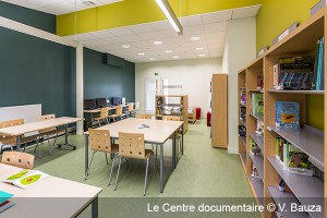 Le centre documentaire