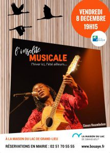 Concert l'insolite musicale : Simon Nwambeben